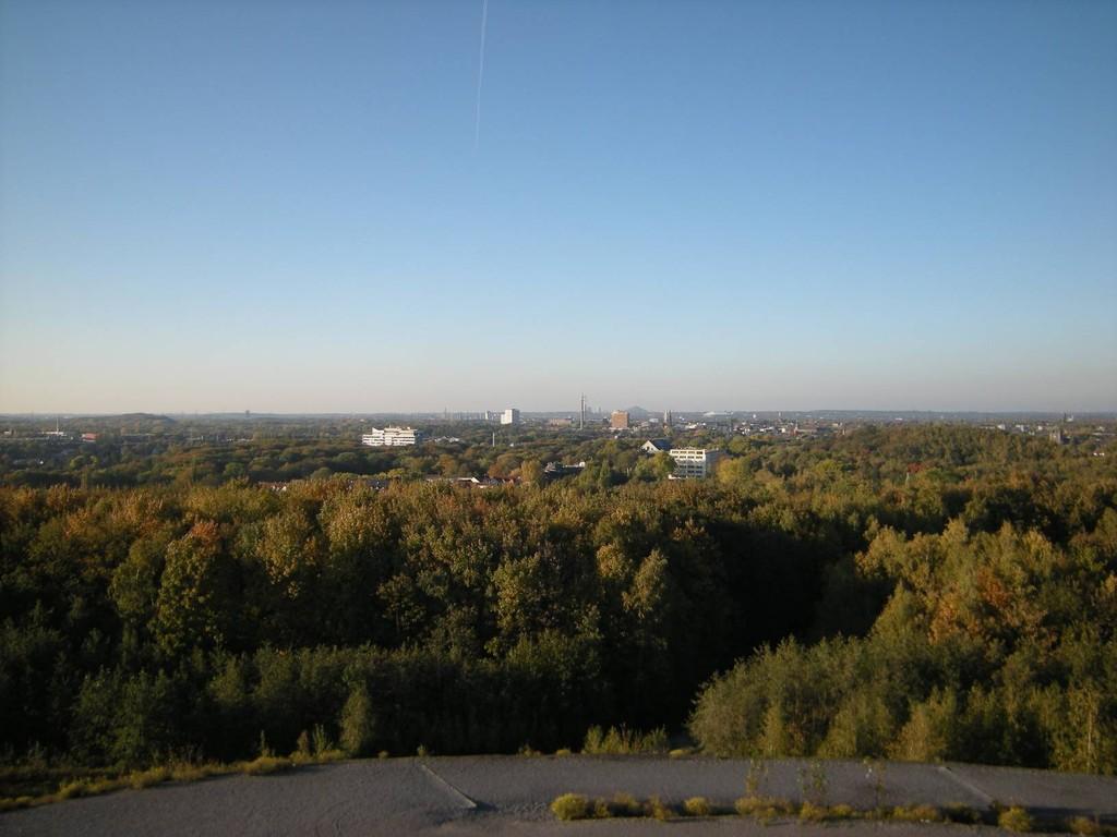 Blick nach Gelsenkirchen