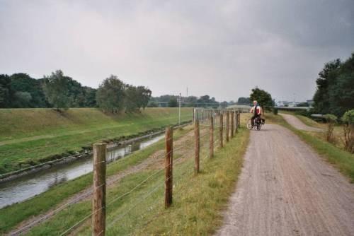 Emscherradweg Herne