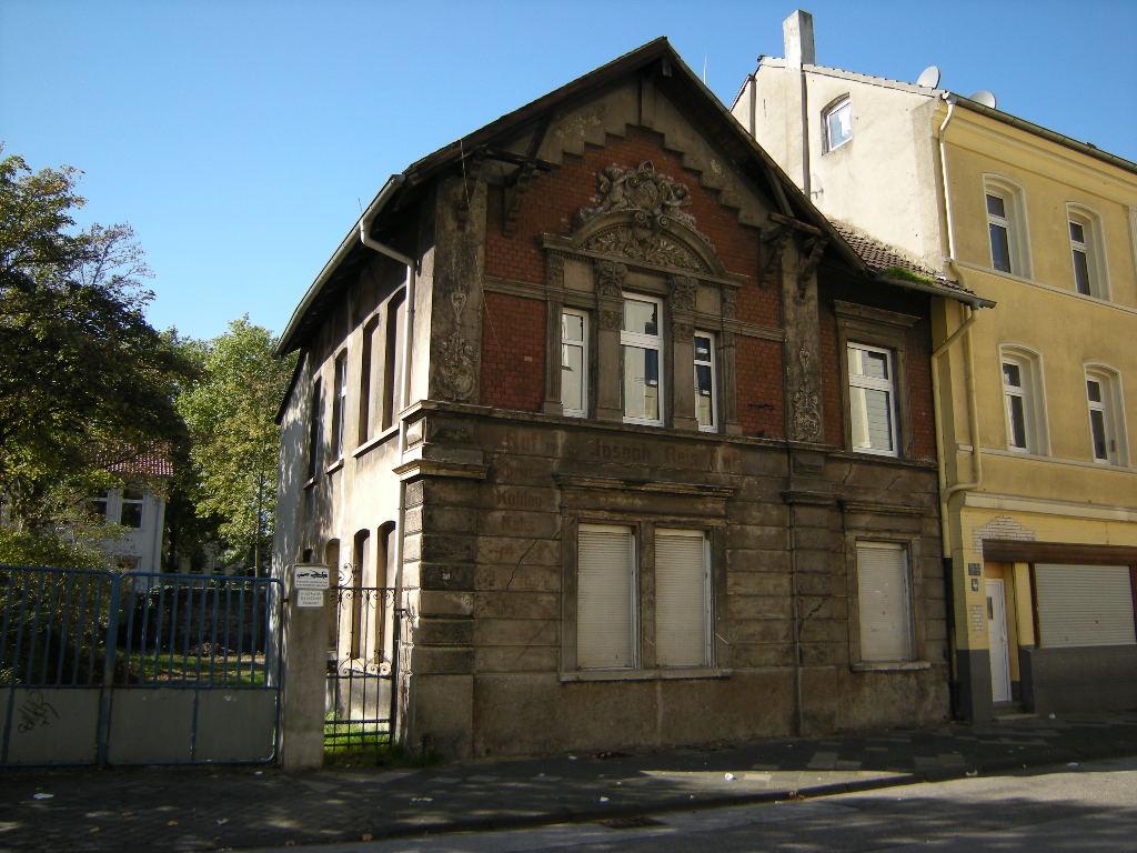 Das älteste Haus in Schalke?