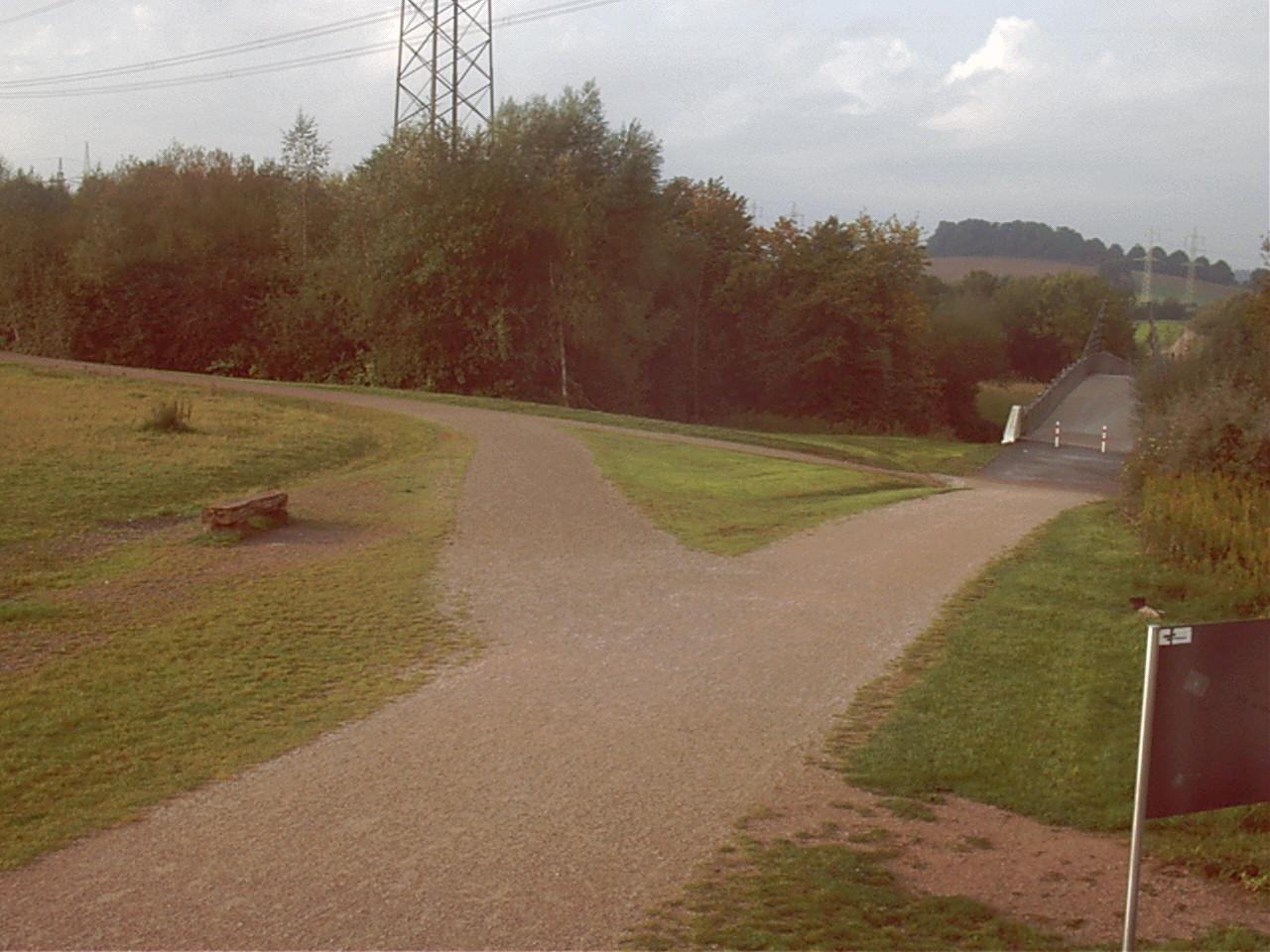 Über Haldenwege zum Mechtenberg