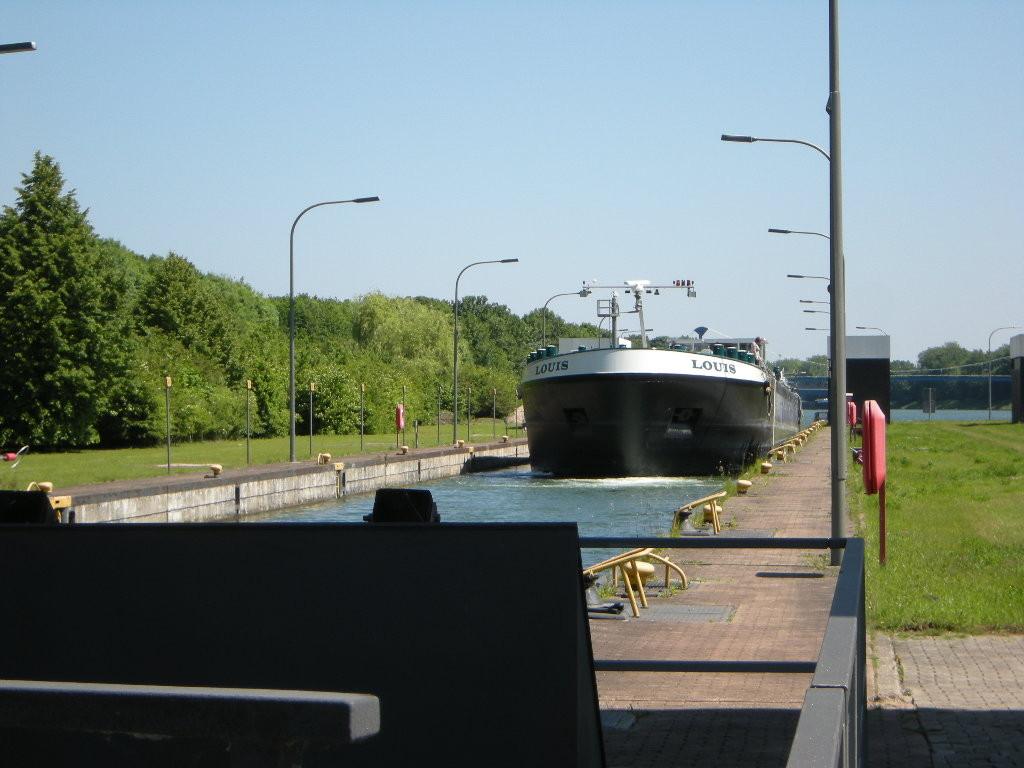 oberes Hafenbecken