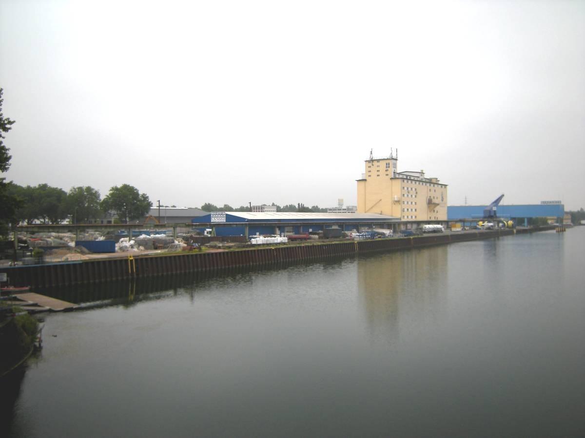 Hafen Gelsenkirchen - Müllers Mühle