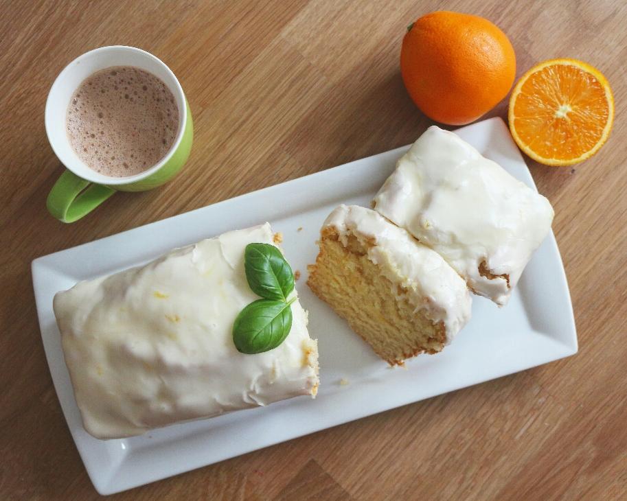 Veganer Orangen Kokos Kuchen Lecker Pflanzenkrafts Webseite