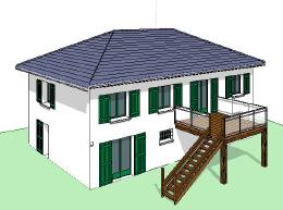 Isolation Thermique par l'extérieur pour une maison à Pontcharra