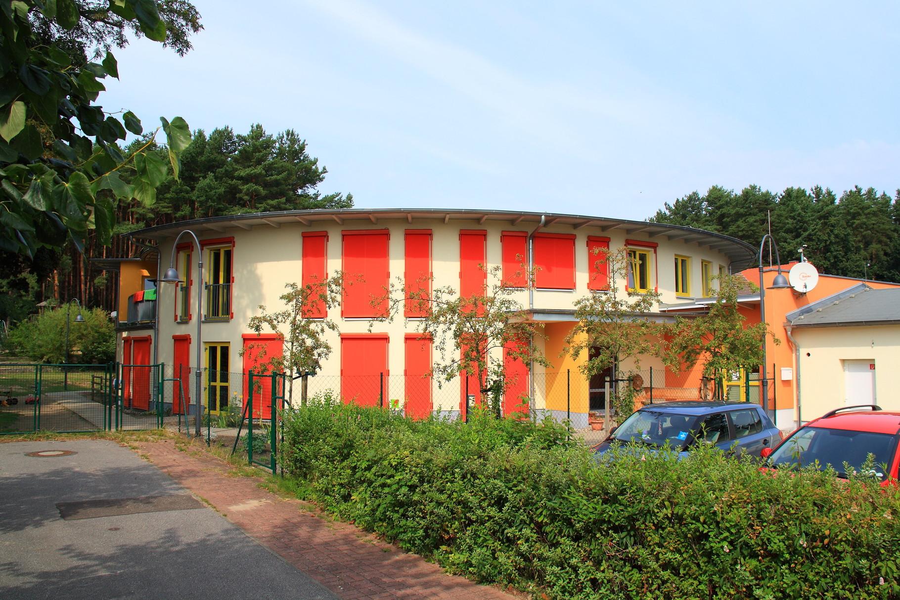 Seebad Loddin, Kindertagesstätte Loddin