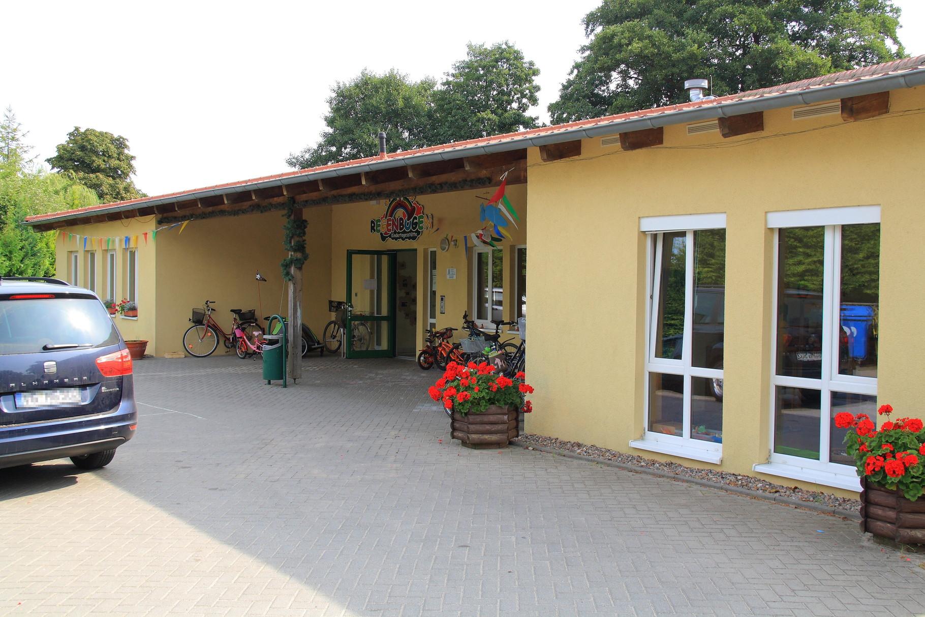 Ostseebad Zinnowitz, Kindertagesstätte Regenbogen