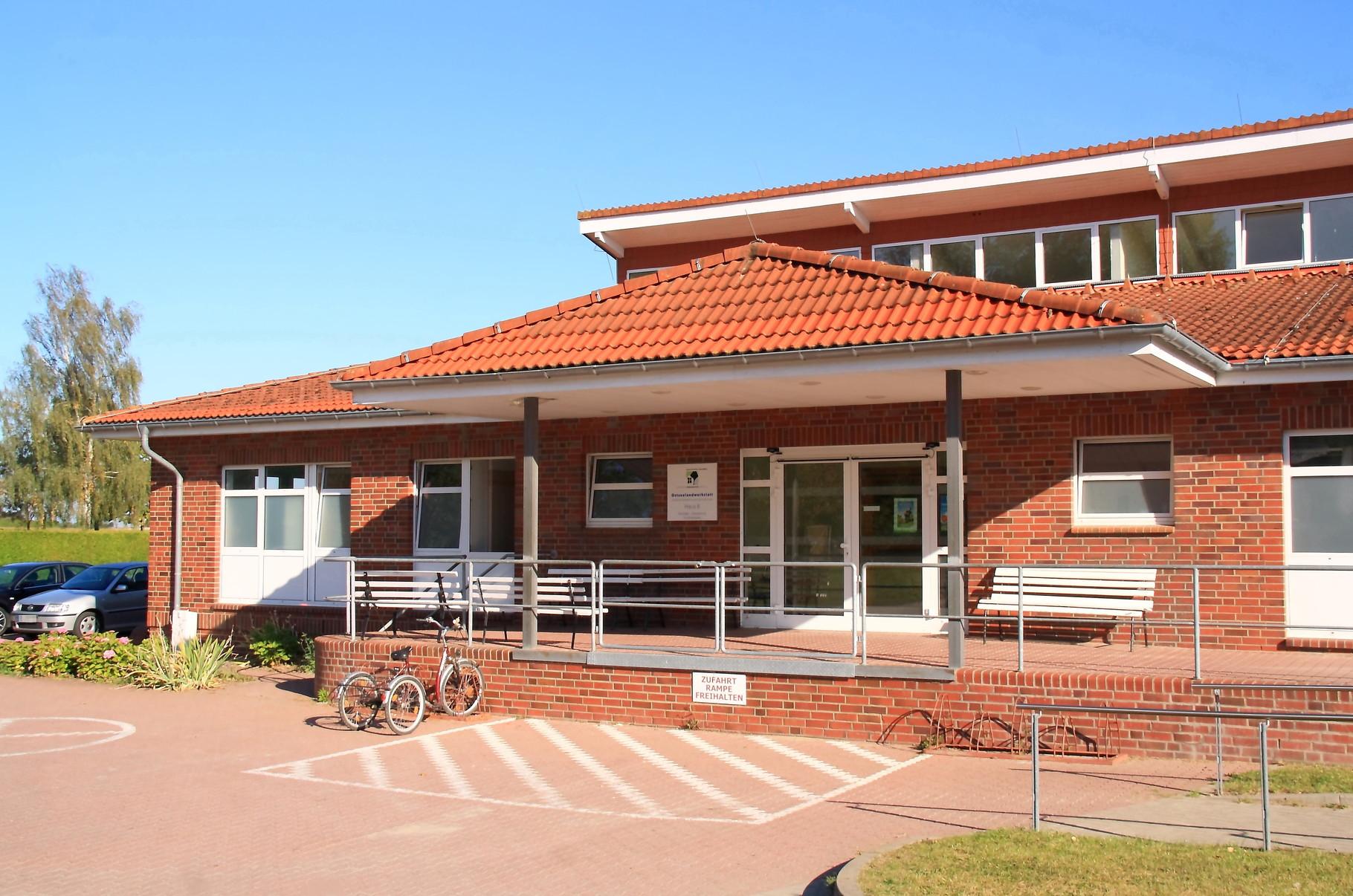 Züssow, Werkstatt für behinderte Menschen