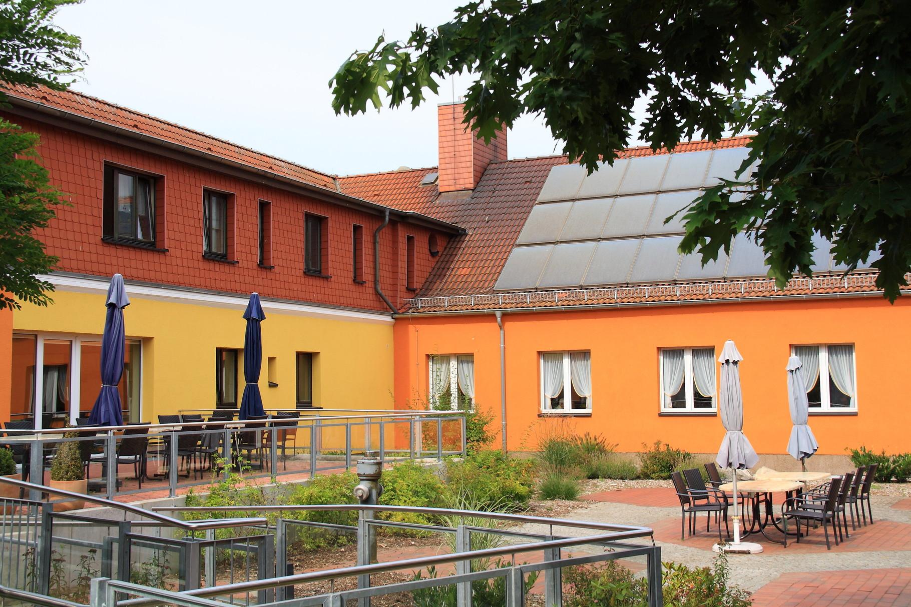 Koserow, Senioren- und Pflegezentrum