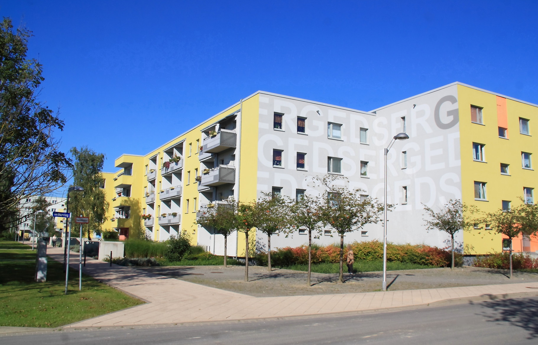Greifswald, Gedser Ring 11 a-18 b