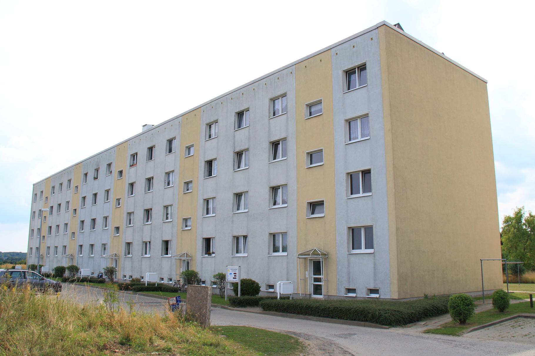 Seebad Bansin, Wohngebäude Gartenweg 3a-e