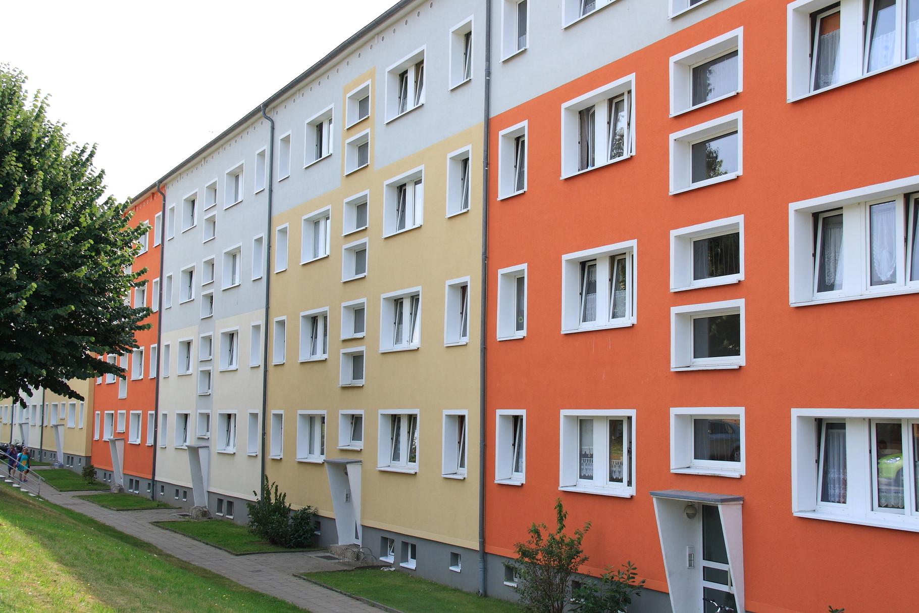 Seebad Ahlbeck, Wohngebäude Kaiserstraße 25-28
