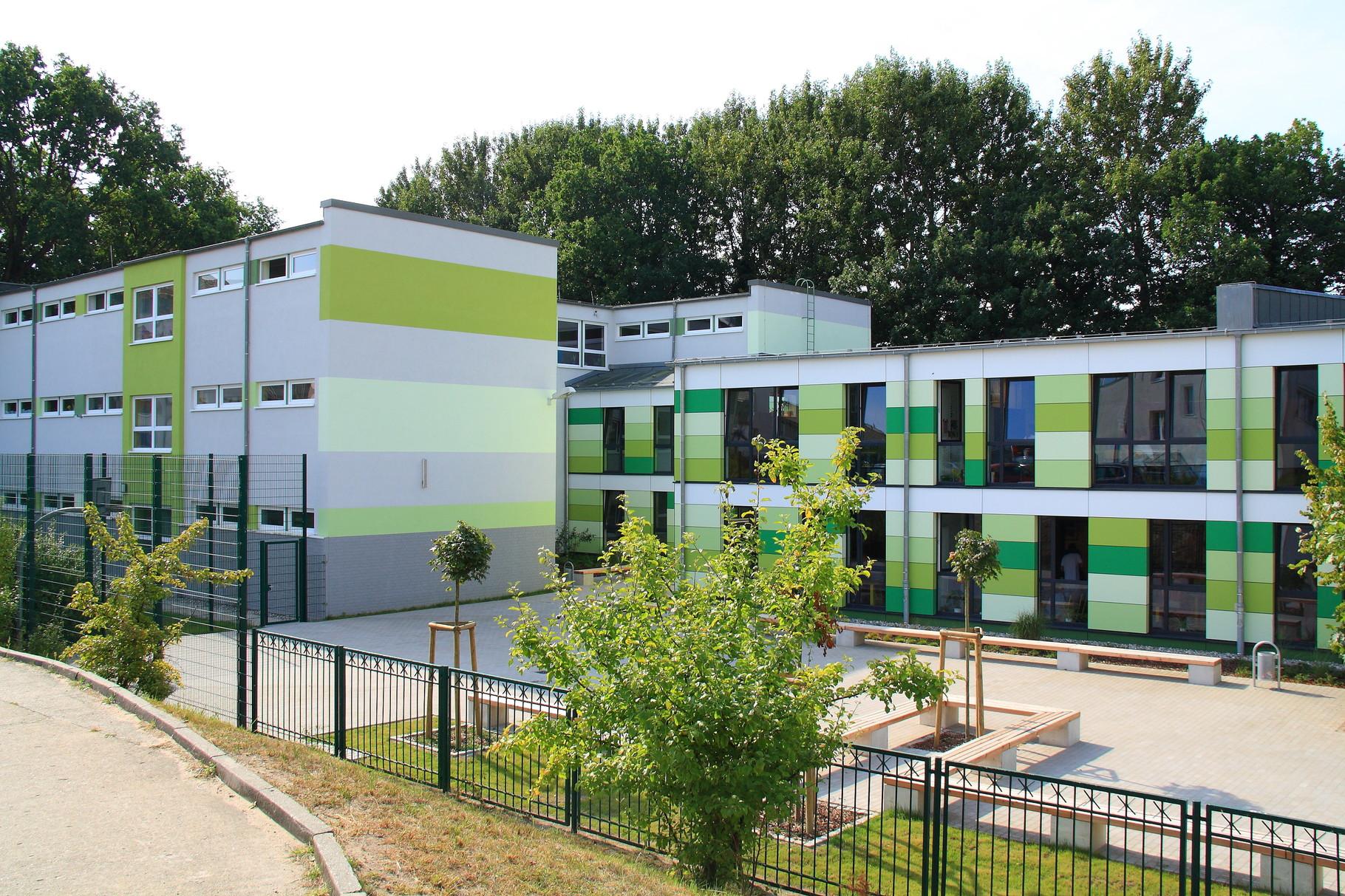 Ostseebad Zinnowitz, Freie Schule