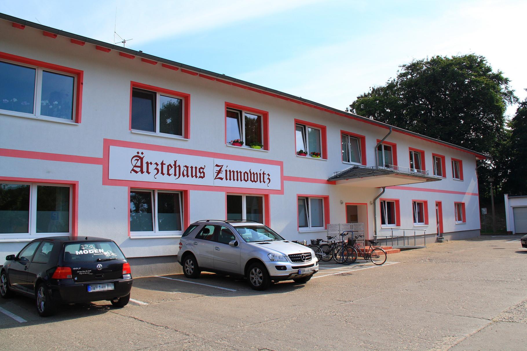 Ostseebad Zinnowitz, Ärztehaus Möwenstraße
