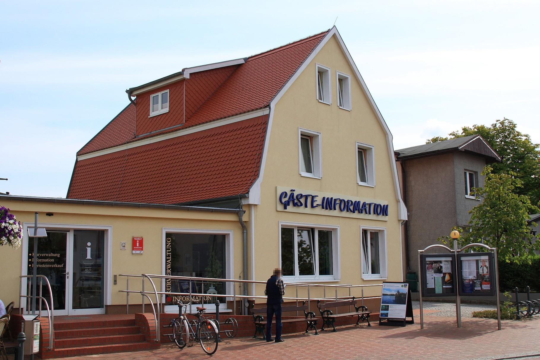 Koserow, Kurverwaltung