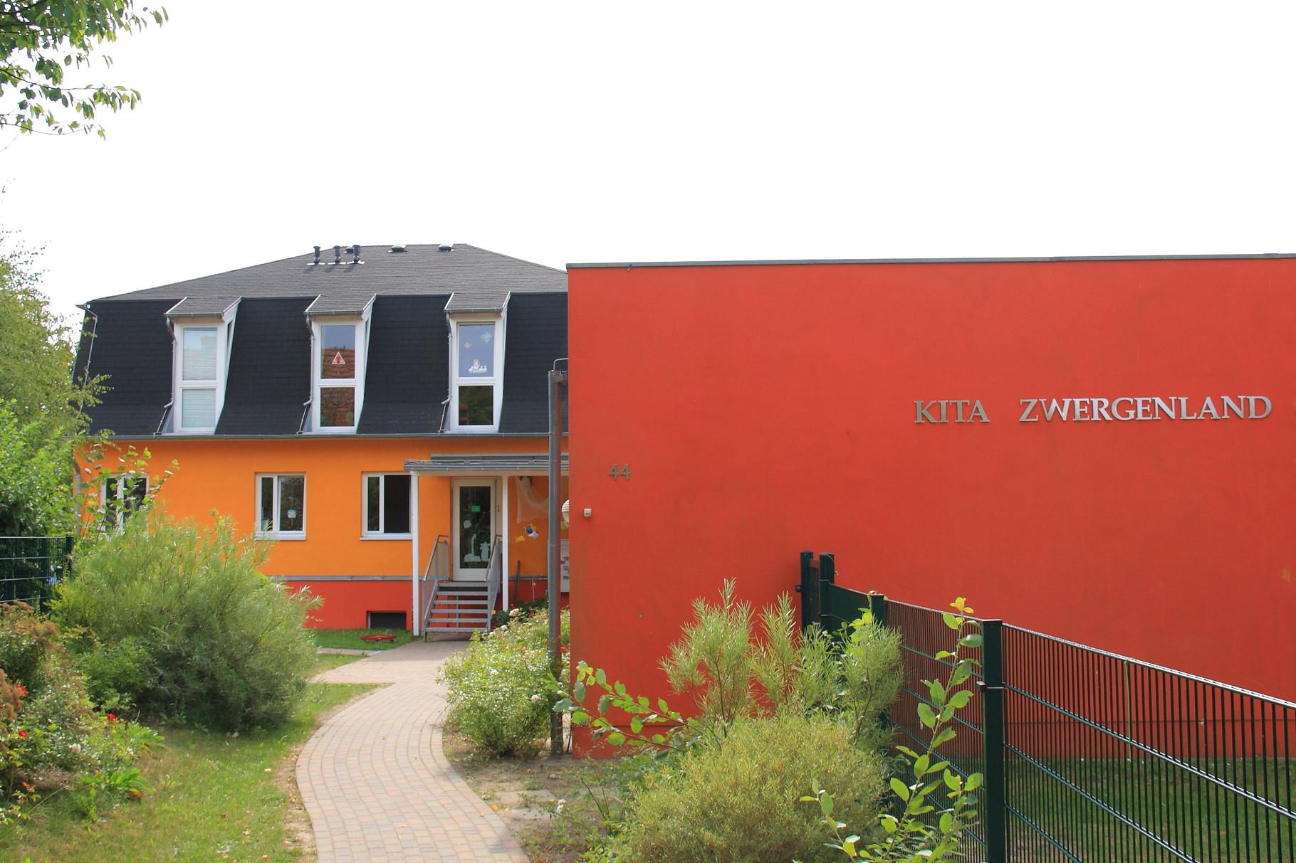 Koserow, Kindertagestätte Zwergenland