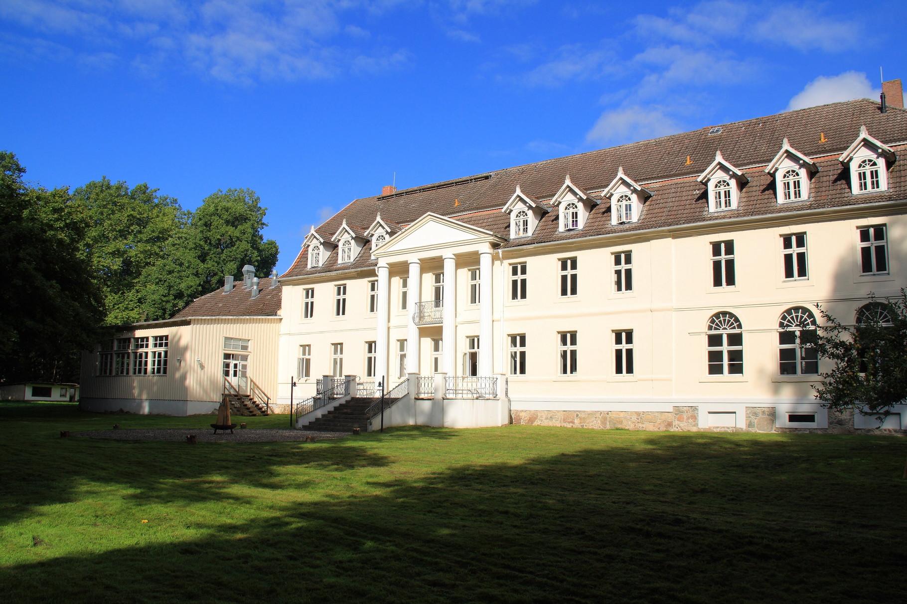 Buggenhagen, Schloss Buggenhagen