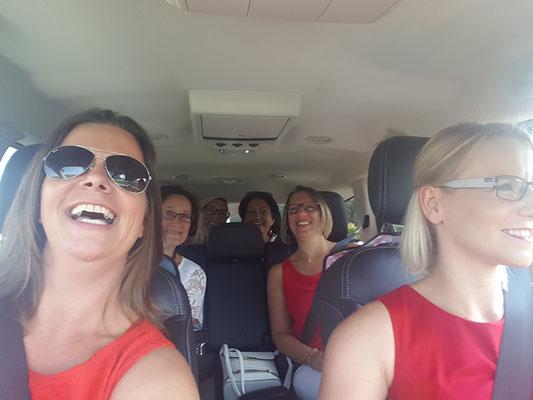 Auf dem Weg zur Hochzeit... Teil 2
