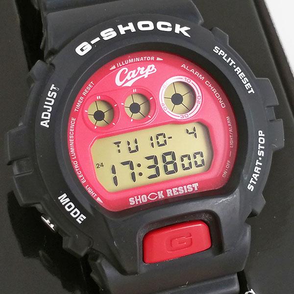 広島 カープ 腕時計 Gショック DW-6900FS 2012年 モデル