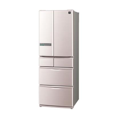 冷蔵庫 シャープ SJ-XF47S-N