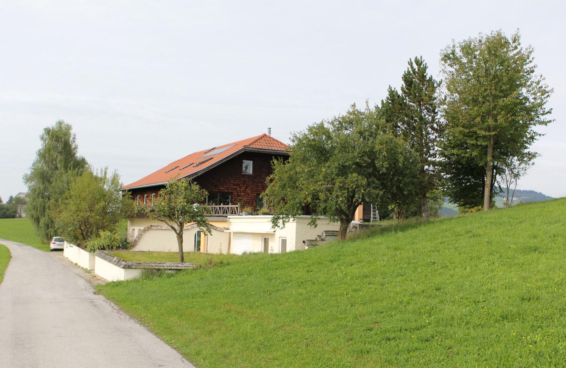 Haus Yoga Vidya Seekirchen