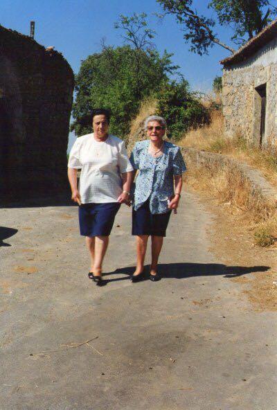 Gaby & Genarita.