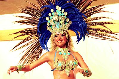 神戸 三宮 ブラジル サンバ バヌーザ Copa Ratin ブラジル料理 美味しい オシャレ ショー ダンス 名入れ ロゴ サーモス ステンレス
