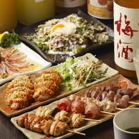 新宿 歌舞伎町 人気 串焼き 居酒屋 日本酒 美味しい No.1