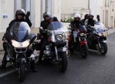accueil motard chambres d hotes La Réole