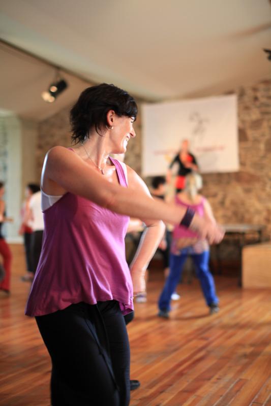 Die Seele baumeln lassen Bewegungsfluss Energy Dance® z.B. in Chemnitz