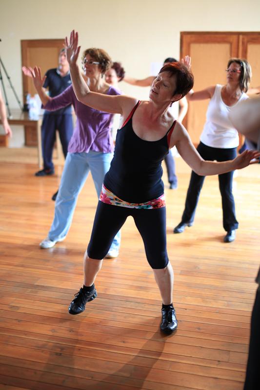 Nicht denken, tun… Raus aus dem Kopf, rein in den Körper! z.B. bei Energy Dance® Sachsen / Thüringen