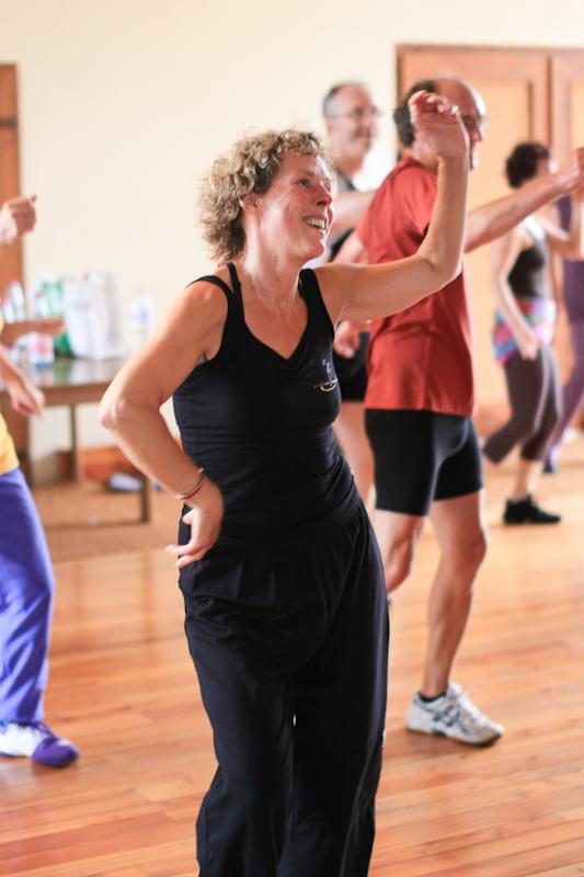 Alle gemeinsam Glücksgefühle pur Energy Dance®