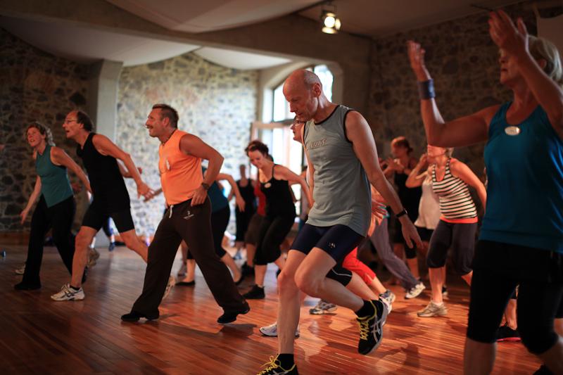 Dein Kopf braucht nicht zu denken  z.B. Energy-Dance Burgstädt Energiedance