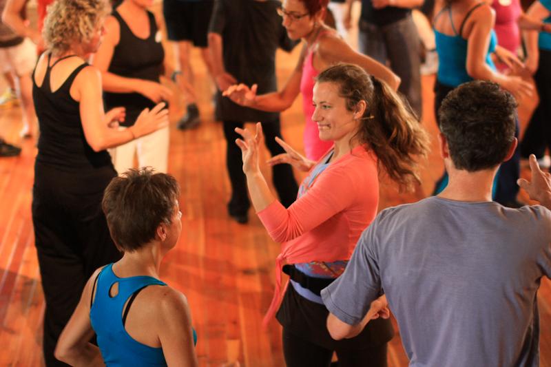 Energy Dance® Lass deine Energien tanzen Festival in Sachsen 2014