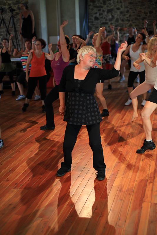 Du selbst bestimmst die Intensität  z.B. Energydance® Hohndorf Energie Dance