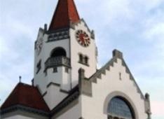 die evangelische Kirche Weinfelden