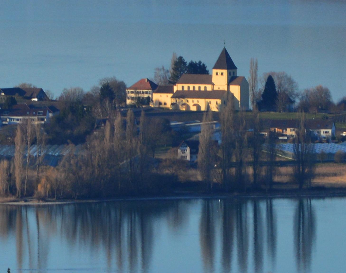 Kirche Oberzell auf der Reichenau