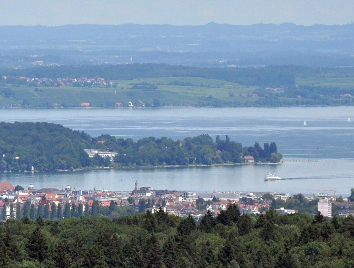 das Hörnle bei Konstanz