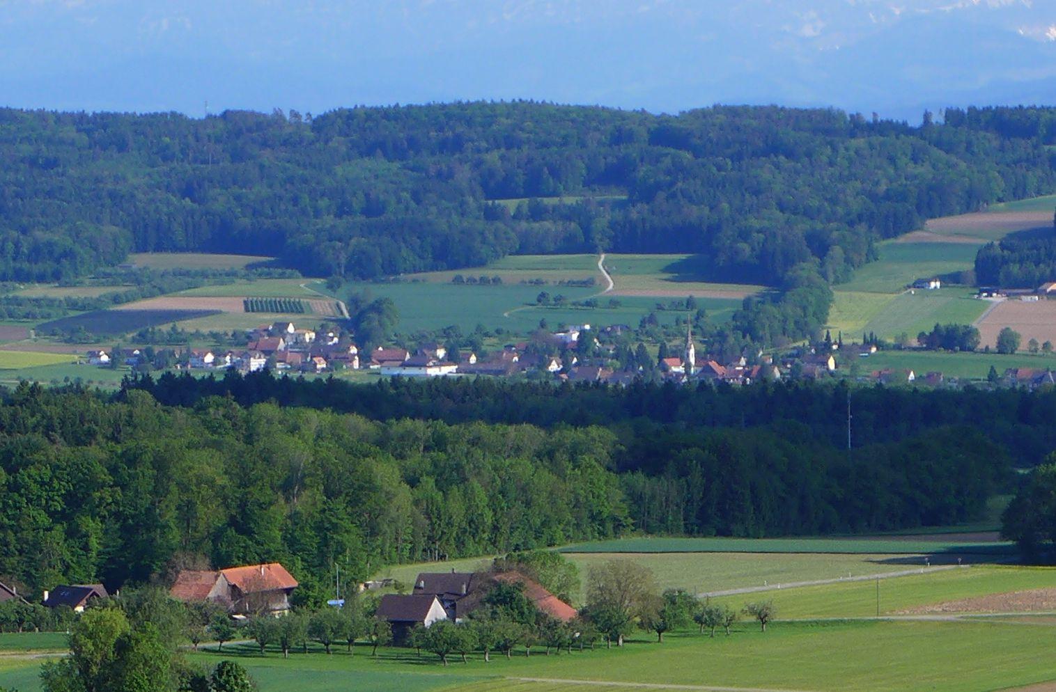 Hugelshofen