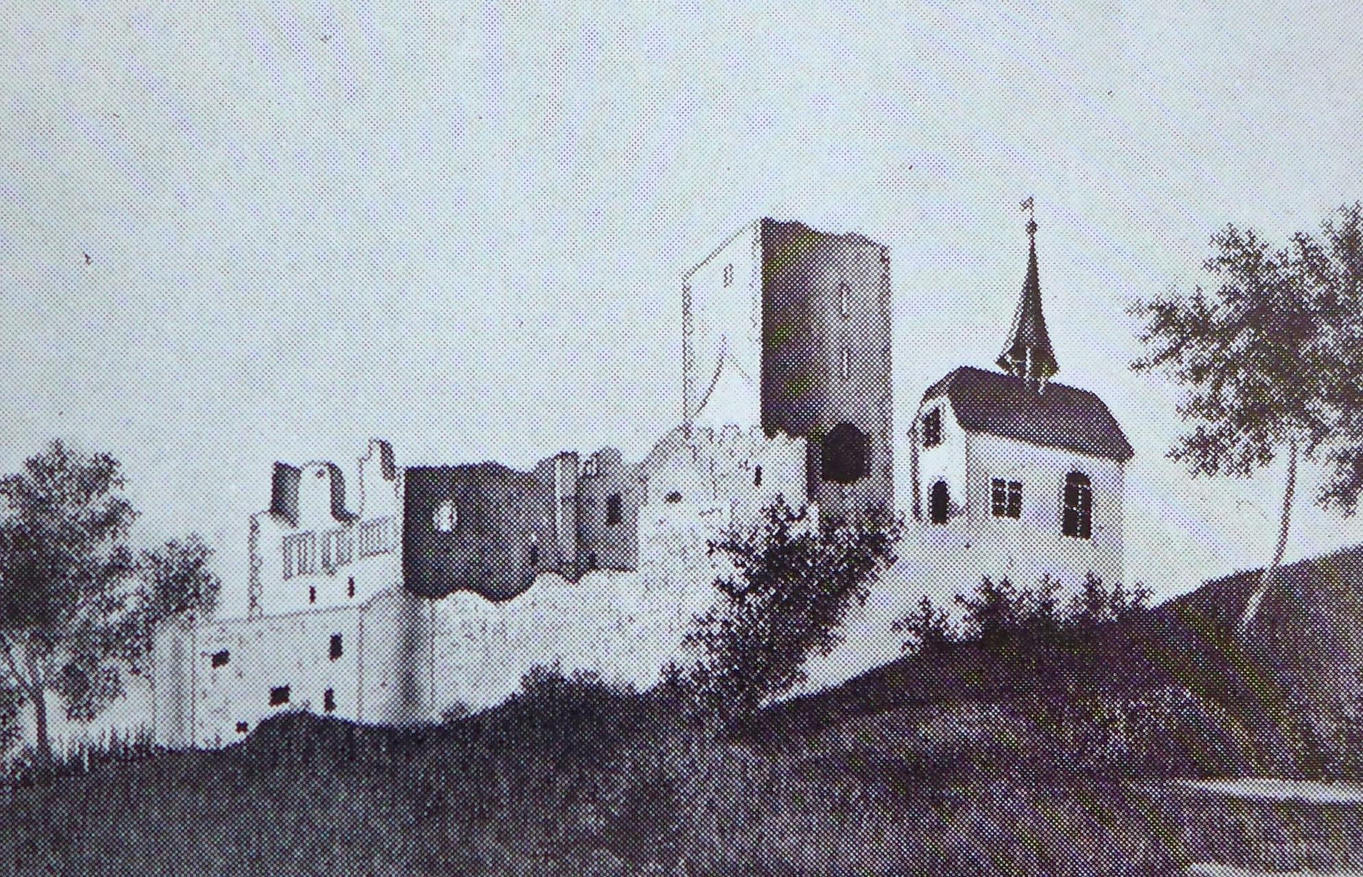1850: Johannes Dünnenberger