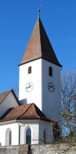 die Kirche Wigoltingen