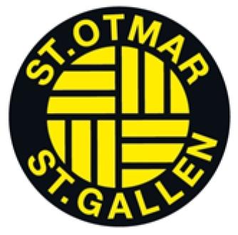 St. Otmar St. Gallen: dieser Handballklub führt gleich zwei Heilige in seinem Logo, nämlich Otmar und Gallus