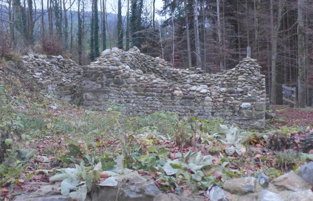 Besuchen Sie diese neu restaurierte Ruine beim nächsten Sonntagsspaziergang!