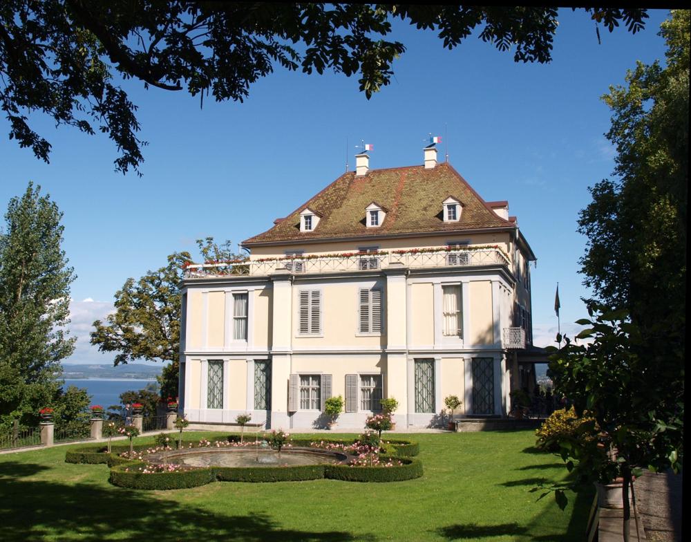 Schloss und Napoleonmuseum Arenenberg