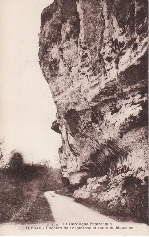 Route des rochers