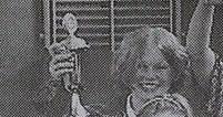 Annika van Bracht als VfL-Vereinsemeisterin 2001