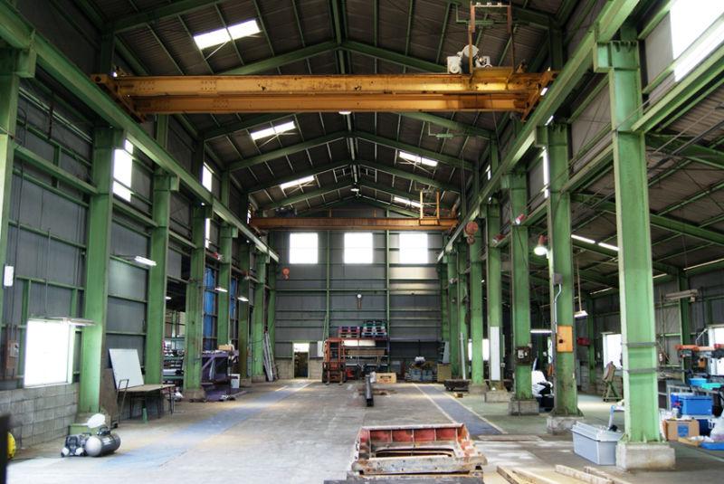 第一工場内部