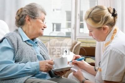 Tratamiento de nuestros mayores y personas con movilidad limitada pueden ser atendidas a domicilio.