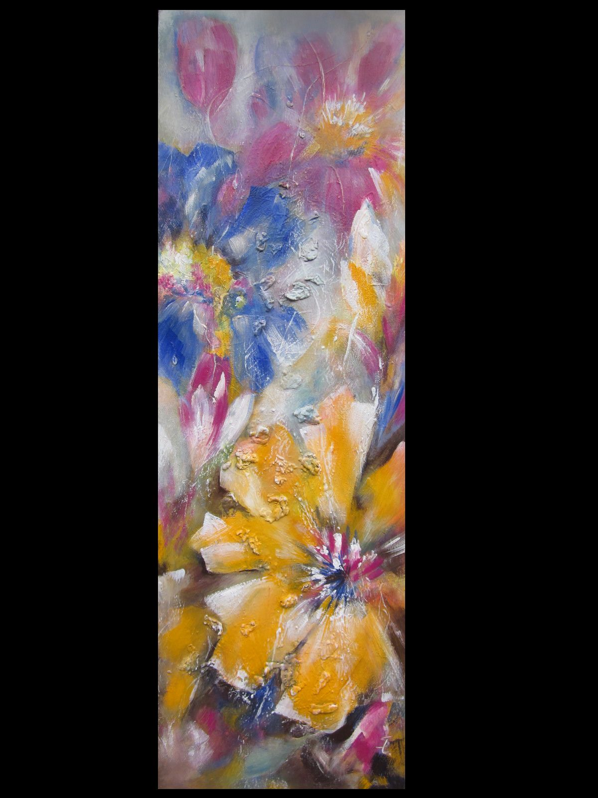 Nr. 27 Frühling 40 x 120 cm