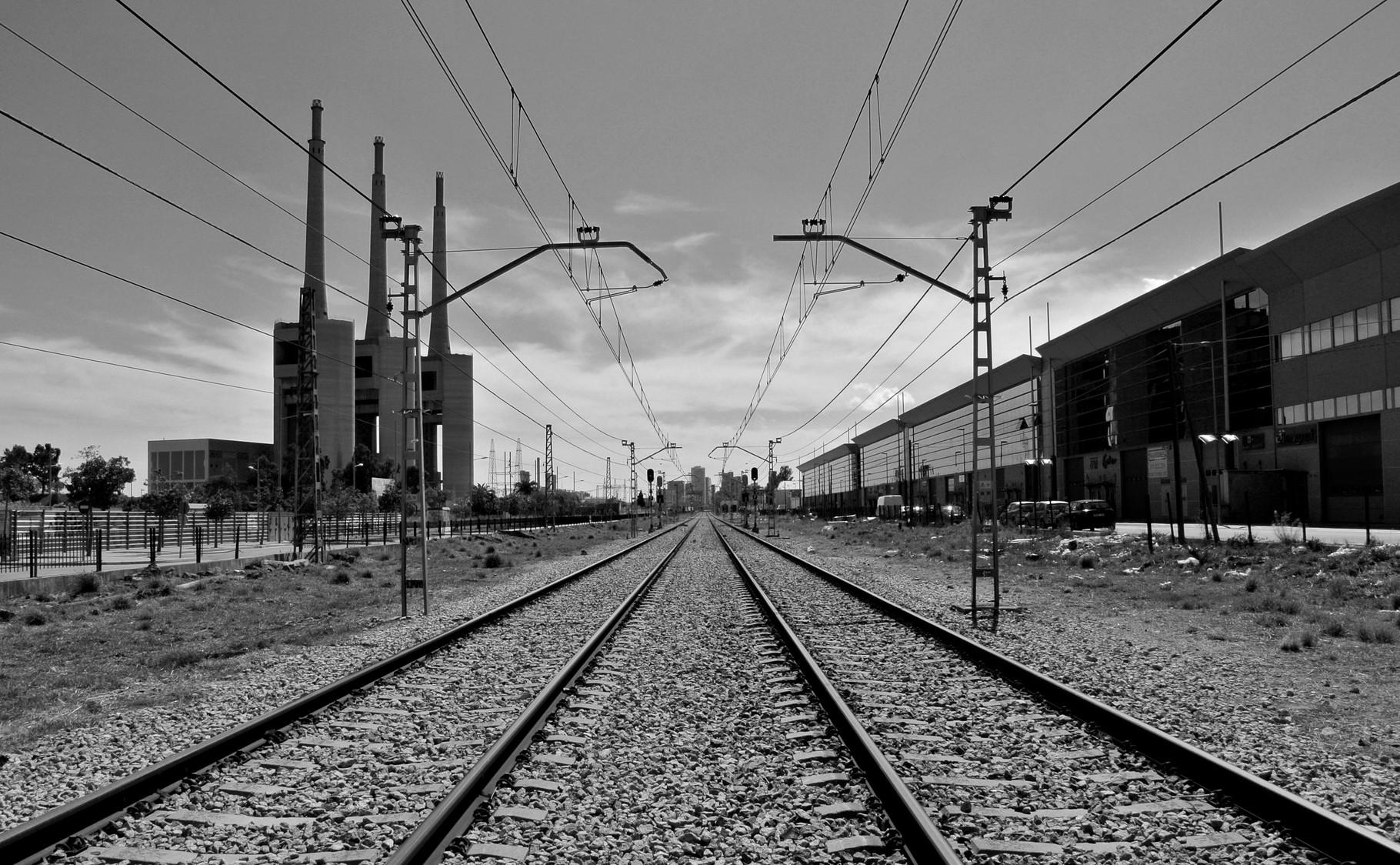 Barcelona Rails