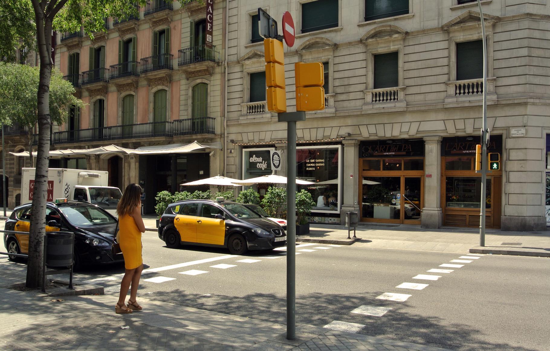 Barcelona Yellow